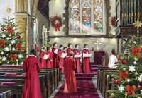 Choirboys 4 Fine Art Print