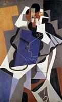 Woman, 1915-17 Fine Art Print