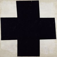 Black Cross, 1915 Fine Art Print