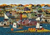 Gloucester Fine Art Print
