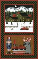 Christmas Past Fine Art Print