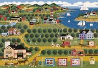 Apple Cove Fine Art Print