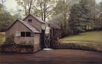 Mabry Mill Fine Art Print