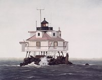 Thomas Point Revisited Fine Art Print