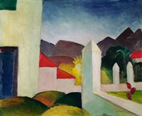 Tunisian Landscape Fine Art Print