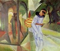 Pierrot, 1913 Fine Art Print