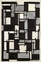 Composition X  1918 Fine Art Print
