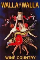 Walla Walla Wine Country Fine Art Print