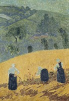 The Harvest,  1920-25 Fine Art Print