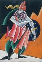 Soldier, 1922 Fine Art Print