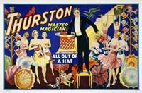 Thurston, Master Magician Fine Art Print