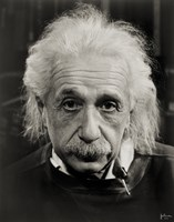 Albert Einstein Fine Art Print