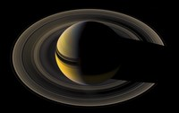 Saturn On the Final Frontier Fine Art Print