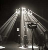 Waiting Room of the Union Station, Chicago Fine Art Print