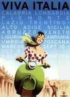 Viva Italia Framed Print