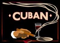 Cuban Framed Print