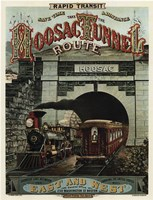 Hoosac Tunnel Fine Art Print