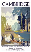 Cambridge Framed Print