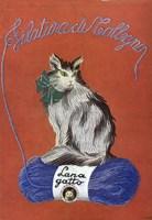 Yarncat Fine Art Print