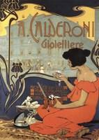 Calderoni Fine Art Print