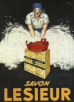 Savon Lesieur Fine Art Print