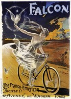 Falcon Bicycle Fine Art Print