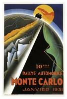 Monte Carlo Fine Art Print