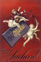 Capp Suchard Red Fine Art Print