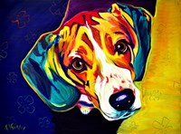 Beagle Bailey Fine Art Print