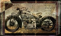 Hell on Wheels Fine Art Print