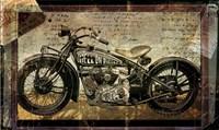 Hell on Wheels Fine Art Print