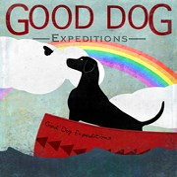 Good Dog Expectations I Fine Art Print
