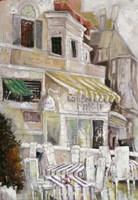 Restorante Louis Phillip Fine Art Print