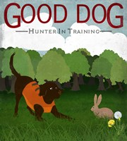 Good Dog Hunter In Training III Fine Art Print
