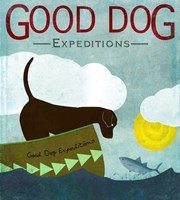 Good Dog Expectations III Fine Art Print
