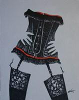 Corset Fine Art Print