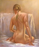 Bare Back 4 Fine Art Print