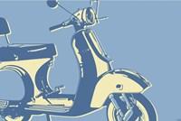 Motoretta Fine Art Print