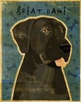 Great Dane 4 Fine Art Print