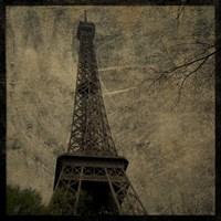 Eiffel III Framed Print