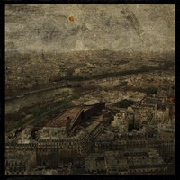 Paris Skyline I Framed Print