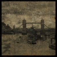 Tower Bridge I Fine Art Print