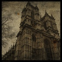 West Minster Abbey Framed Print