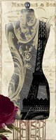 Paris Seamstress II Fine Art Print