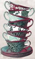 Afternoon Tea II Framed Print