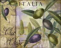 Toscana I Framed Print
