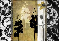 Gardenscape II Framed Print