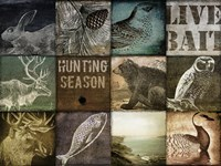 Hunting Season I Fine Art Print