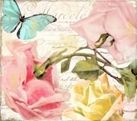 Florabella I Framed Print
