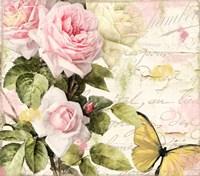 Florabella II Framed Print